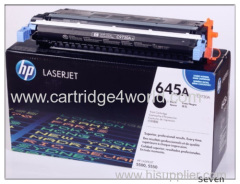 Original/Compatible cheap durable bulk printer ink toner cartridges for HP 645A/C9730A