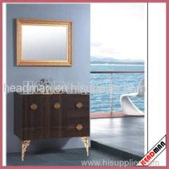 European Style/Single Sink Bathroom Cabinet