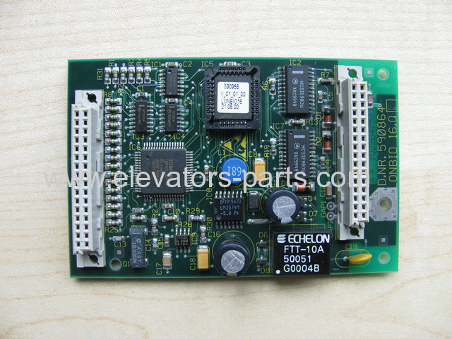 Schindler lift spare part ID NR 590864