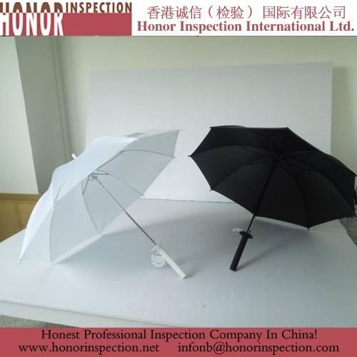 Quality Control of Umbrella