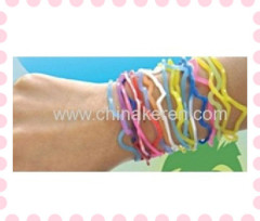 Silicone Silly colors Bracelet