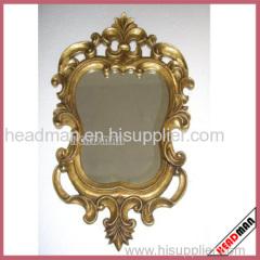 European Styple Mirror/Polyresin Vanity Mirror