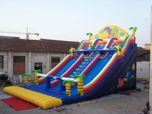 Customized Giant Inflatable Slides