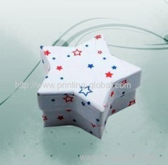 Heat transfer films for pentagon product