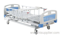 Manual Bed With Three Functions