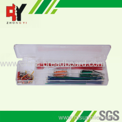 breadboard hard wire with different length
