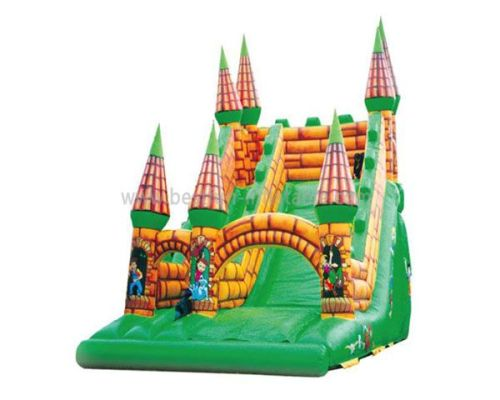 Commercial Inflatable Castle Slides For Sale