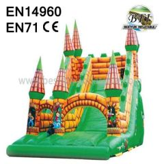 Inflatables Jumping Castles Slide
