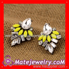 statement stud earrings for women