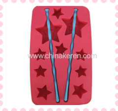 silicone gel cola ice mold