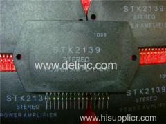 STK2139 - OUTPUT STAGE OF AF POWER AMP - List of Unclassifed Manufacturers
