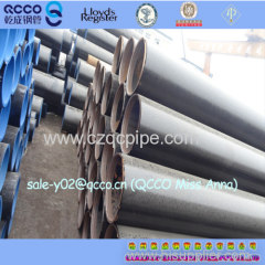 QCCO ASTM A335/335M-10 P1 pipes