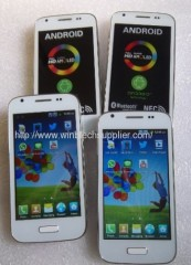 mini S4 i9500 9500 phone S4 Android 4.0 Smart Phone 4.0