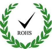 RoHS Certificate.