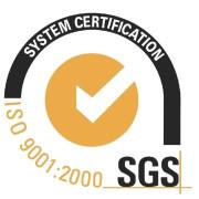 SGS Certificate.
