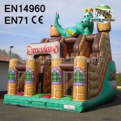 Commercial Inflatable Slides For Sale