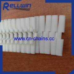 Plastic sideflexing table top conveyor chains(RW880STAB)