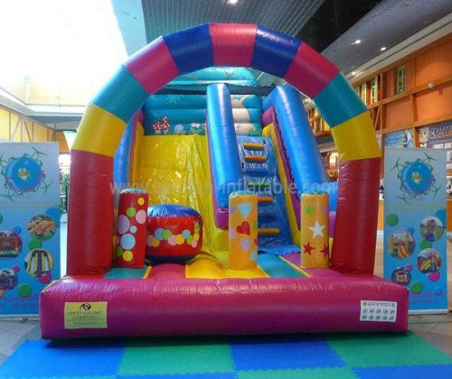 Holiday Inflatable Slide For Party