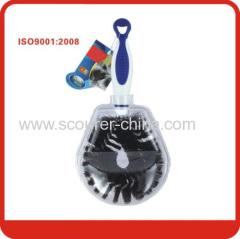 New popular Multi-functional plastic bottle brush with pp bristle