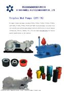 KW API Triplex Mud Pumps 7K
