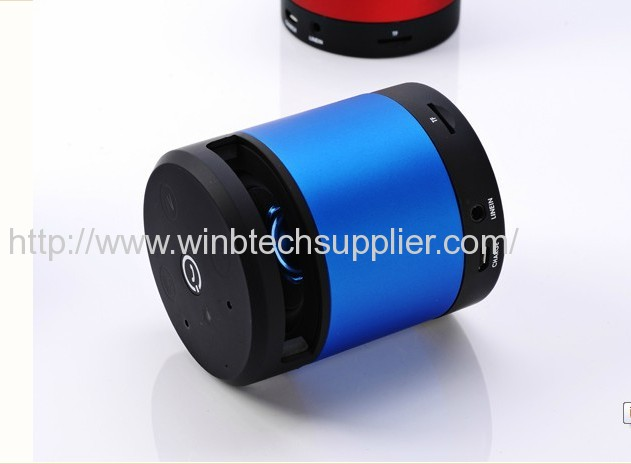 Mini speaker Wireless air gesture Bluetooth Speaker with TF card slot mp3 player