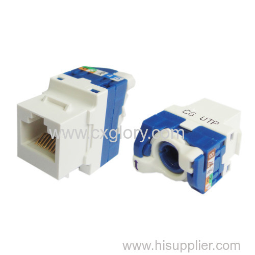 Legrand Type Keystone Jack Legrand Type Toolless Rotary Cat 6 Keystone Jack Manufacturers And