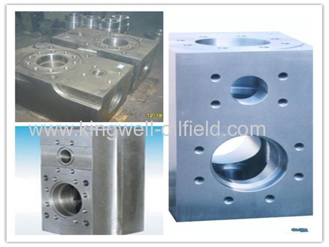 EMSCO API mud pump hydraulic cylinder