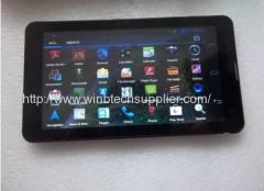 dual core sim card slot 3g gps bluetooth tablet pc 7inch