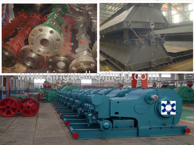 EMSCO API mud pump hydraulic cylinder