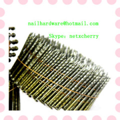 wooden pallet coil nail