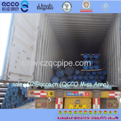 QCCO ASTM A335/335M-10 P22 pipes