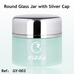 glass containers with lids