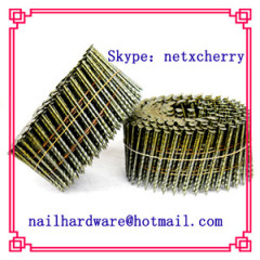 wooden pallet coil nail (manufacture)