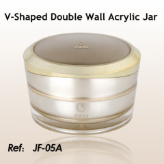 Acrylic cosmetic jars suppliers