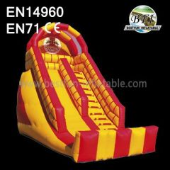 Clown Slide Inflatable Play