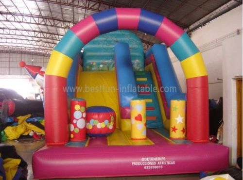 Classical Commerical Grade Inflatable Slide