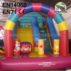 16' Kids Inflatable Party Slides