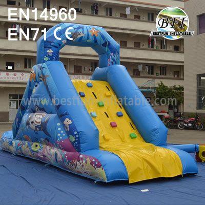 Children Inflatable Climbing Slide