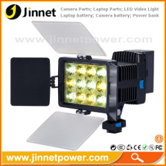 Led-1040A camera light for photography with remote control