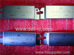 RA60H1317M1A-101 - RF MOSFET MODULE Stage Amp. For MOBILE RADIO - Mitsubishi Electric Semiconductor
