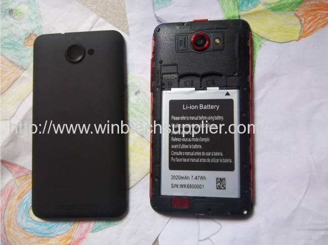 Quad Core MTK6589 5.0 Inch LEGEND X920 1.2G HZ CPU 1G RAM 4G ROM Unlocked Phone x920 android 4.2