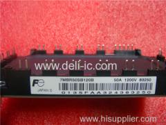 7MBR50SB120-01 - IGBT Module - Fuji Electric