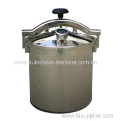 LPG Heated Pressure Steam Autoclave