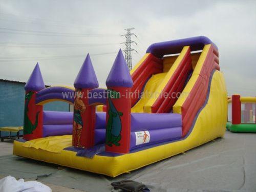 2014 Hot Sales Inflatable Slide