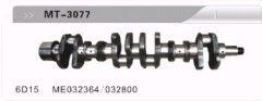 6D15 ME032364/032800 CRANKSHAFT FOR EXCAVATOR