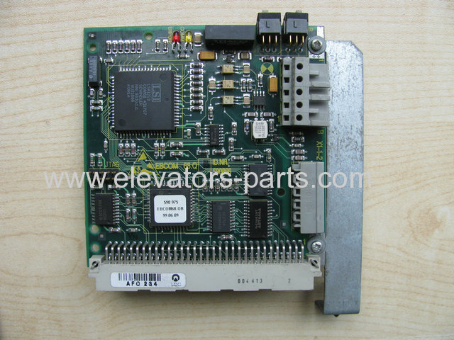Schindler lift spare part ID NR 590866