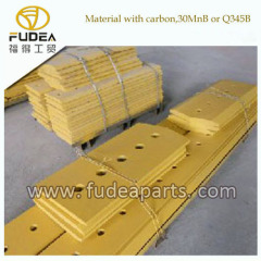 construction equipment parts boron steel material cutting blade