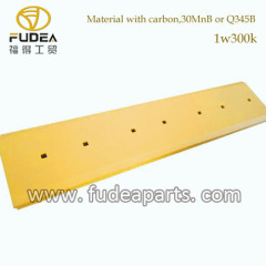 heat treatment bulldozer carbon steel blade lw300k