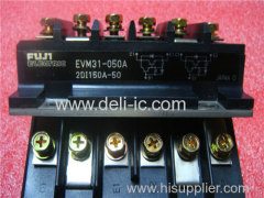 EVM31-050A - BIPOLAR TRANSISTOR MODULES Rating and Specifications - List of Unclassifed Manufacturers