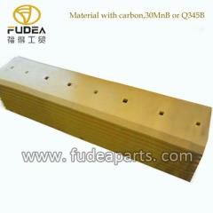 boron steel material cutting edge
